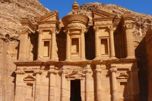 Petra: one of the 7 wonders of the modern world