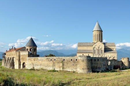 Georgia ancient wine culture