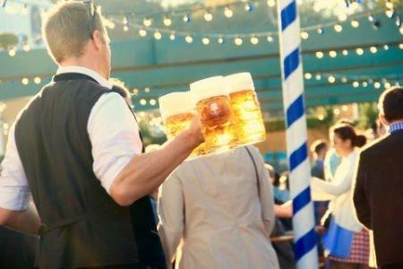 Hofbrauhaus Brewery oktoberfest