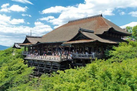 Temple of Kiyomizu