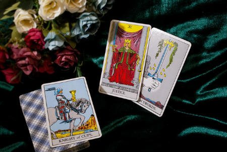 Yes or No online tarot