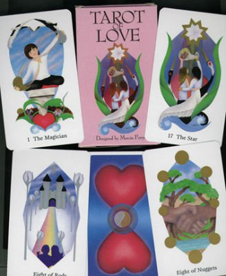 tarot love cards